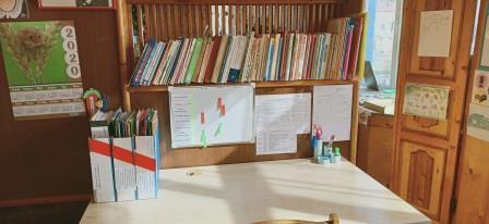фото рабочего места воспитателей